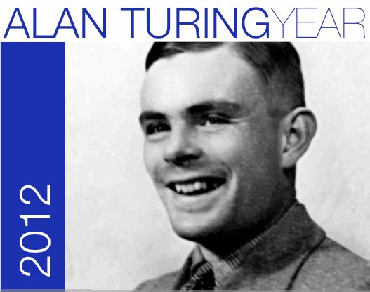 It's Alan Turing's Year! It's Alan Turing's Century!